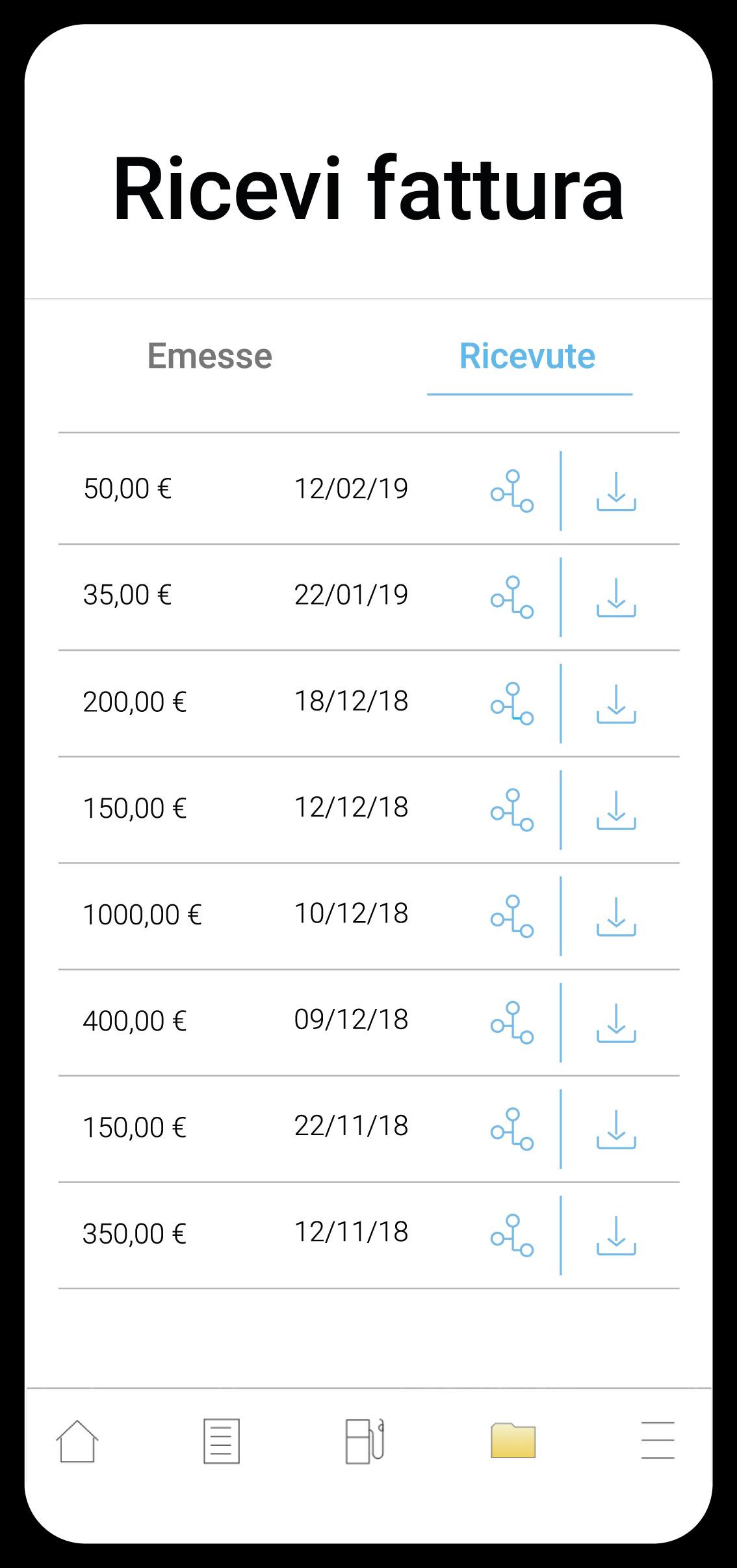 app fattura1click
